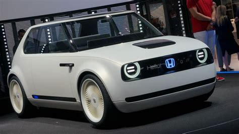 Honda Urban Ev Concept Is A Neoretro Hatch Of Awesomeness