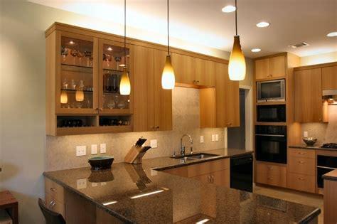 white oak kitchen modern kitchen austin  paul