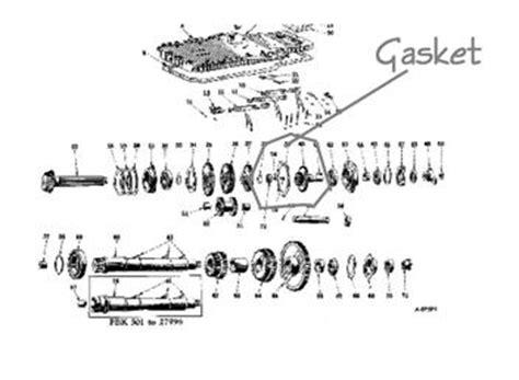 Farmall Trans Diagram Layout Tractorshed