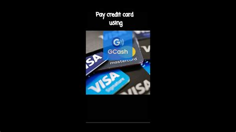 Check spelling or type a new query. Pay your credit card using Gcash App! 👍 - YouTube