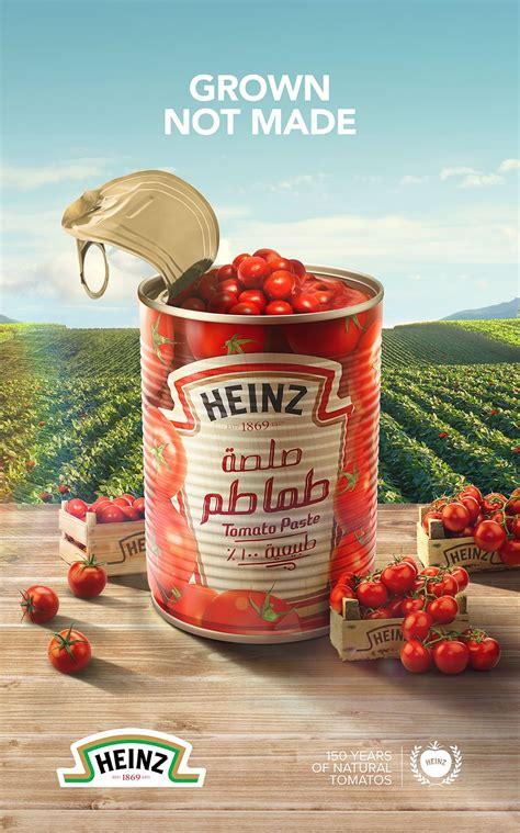 Heinz Tomato Paste on Behance | Food poster design, Food ...