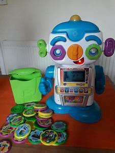 Vtech Cogsley Learning Robot Like New Price Drop For Sale In Douglas  Cork From Mloda26
