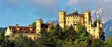 Tours to Neuschwanstein Castle | Hohenschwangau Castle