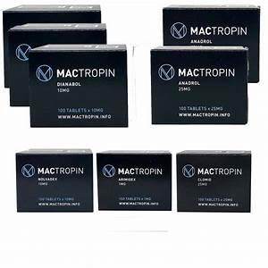 Pack Bulking Ultimate - Mactropin - Dianabol   Anadrol  8 Weeks