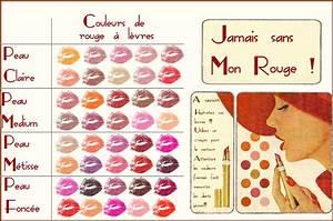 Couleur Complémentaire Du Rose : mais comment diable choisir mon rouge l vres face 2 ~ Zukunftsfamilie.com Idées de Décoration