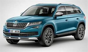 Skoda Kodiaq Business : skoda kodiaq suv uncamouflaged images spotted testing in india ~ Maxctalentgroup.com Avis de Voitures