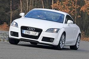 Audi Tt 1 : audi tt 1 8 tfsi pictures auto express ~ Melissatoandfro.com Idées de Décoration