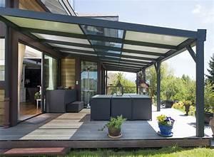 terrasse avec pergolas bois concept moderne o trouver une With terrasse avec pergolas bois