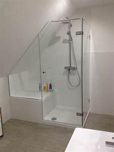 Dusche In Der Schräge : duschabtrennung schr ge nebenkosten f r ein haus ~ Bigdaddyawards.com Haus und Dekorationen