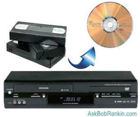 Convertitore Cassette Vhs In Dvd by Howto Convert Your Vhs To Dvd