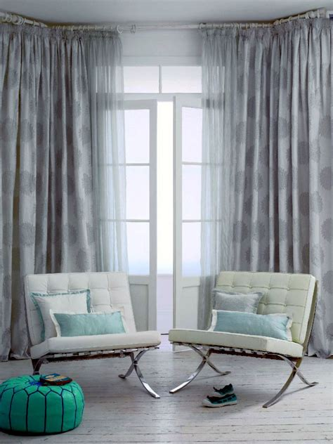 19 charming sheer curtain privacy designs