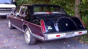 1986 Lincoln Continental
