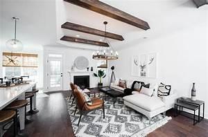 White, Living, Room, Furniture