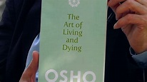 The Art of Living and Dying (new book & events) - YouTube