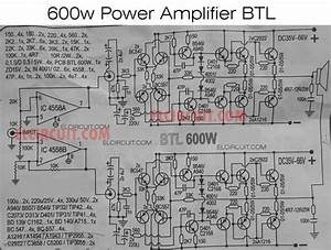 Diy Power Amplifier Project 600w Btl   Tone Subwoofer In 2019