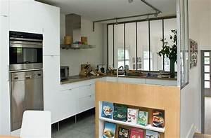 Verrière Intérieure Ikea : faire une cuisine ouverte pourquoi c 39 est une mauvaise ~ Melissatoandfro.com Idées de Décoration