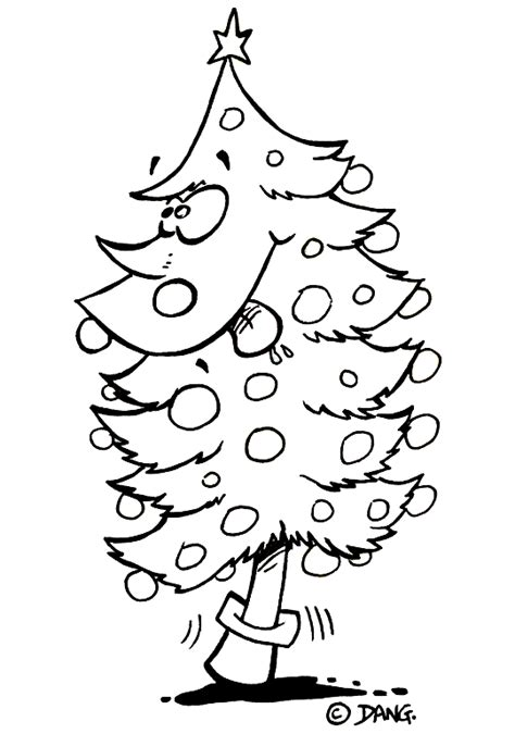 noel coloriage sapin