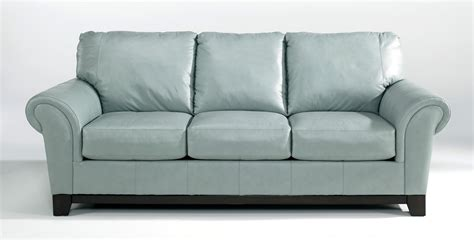 Light Blue Leather Sofa New Light Blue Couch For Sofas