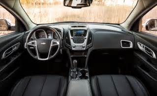 2017 Chevy Equinox Interior