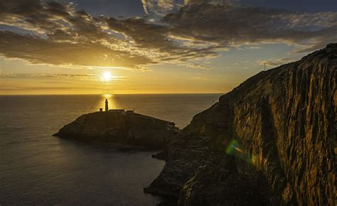 unmissable sunset spots  north wales  north wales