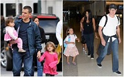 Matt Damon's Family: Wife, 4 Daughters, Brother, Parents - BHW