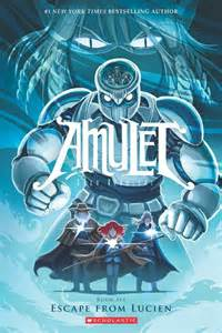 Amulet #6 Escape From Lucien by Kazu Kibuishi New Paperback