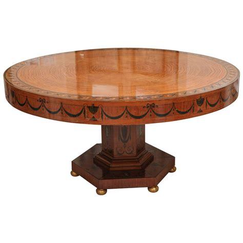 Großer Runder Esstisch by Runder Esszimmer Tisch Ausziehbar Wei 223 Holz Esstisch