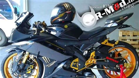 Modif R15 by R15 Modif Set Costum Model R6