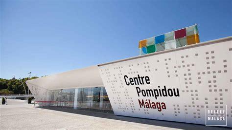 Centre Pompidou Malaga - museum informatie