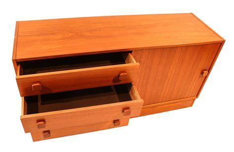 Small Modern Sideboard by Small Modern Teak Sideboard