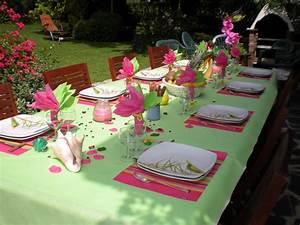 Decoration Table Party Favors Ideas