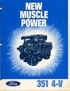 Ford V8 260 289 302 351 400 Windsor