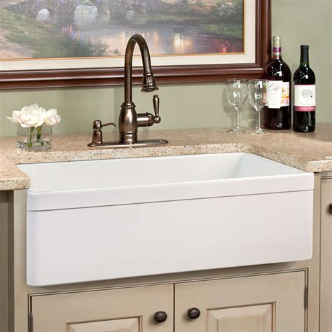 farmhouse kitchen sink lowes kitchen sink fossett 27 inch farmhouse sink kitchen