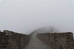 a rare glimpse at a deserted great wall of china captured With deserted great wall of china