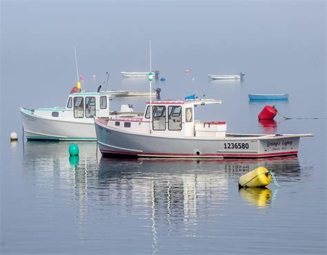Lobster Boat In Maine by Lobster Boats East Maine East Maine