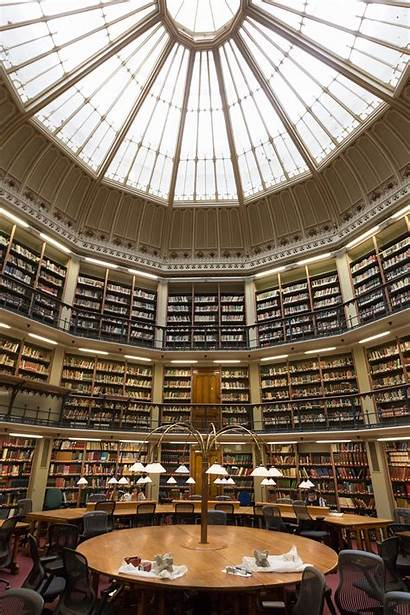 Library Academic Round Reading Maughan College London