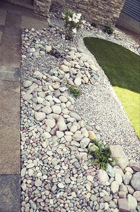 images  dry creek bed  pinterest gardens