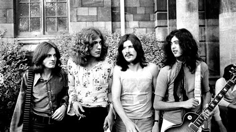 Led Zeppelin Heading To Court Over 'stairway To Heaven