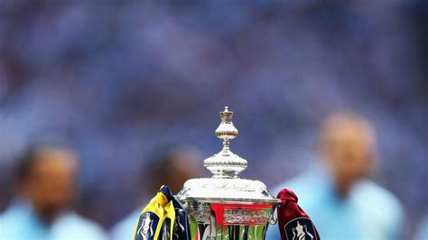 FA Cup semi-final dates and kick-off times confirmed ...