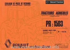 Catalogue Pieces De Rechange Renault Pdf : catalogue pi ces d tach es renault 751 851 951 751 4 851 4 951 4 pr1503 ~ Medecine-chirurgie-esthetiques.com Avis de Voitures