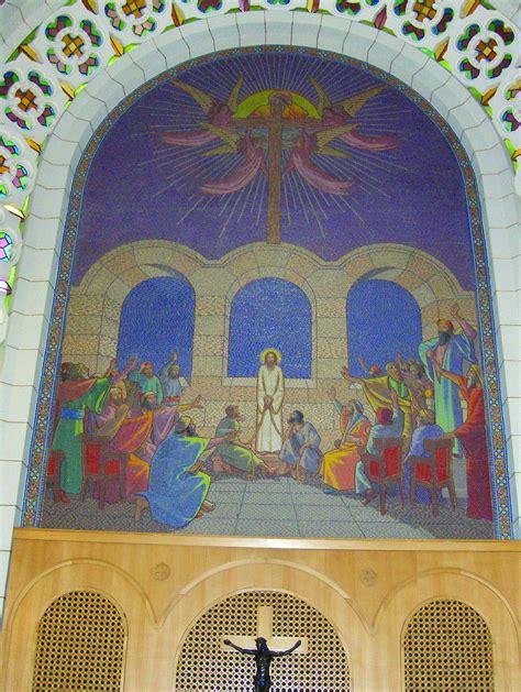 church  saint peter gallicantu  jerusalem israel