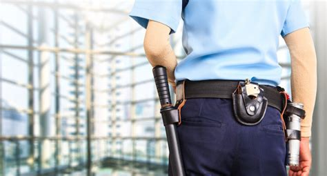 Security Guard Profile Sle by Residential Security Security Today