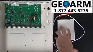 Interlogix Concord 4  How To Install Alarm Com Cellular