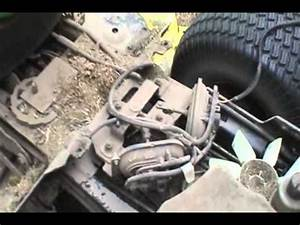 John Deere Sst16 Hydrostat Repair 1