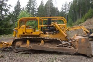 cat d9 vannatta logging caterpillar d 9g