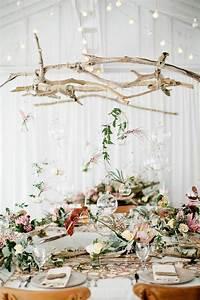 Bois Flotté Décoration : d co bois flotte pour la table de mariage rustique ou ~ Melissatoandfro.com Idées de Décoration