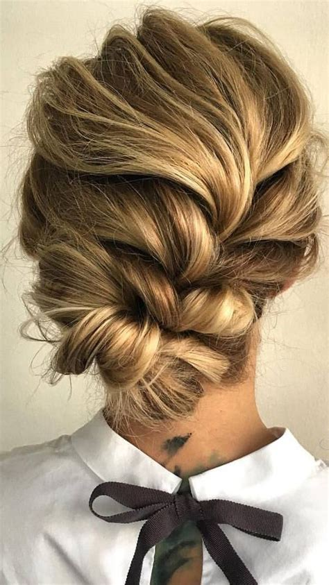 3 stunning updos that you can do yourself hairstyle