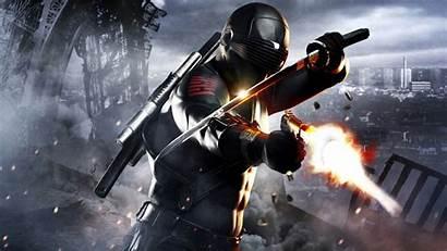 Shooting Ninja Joe Katana Backgrounds 1080p Resolution
