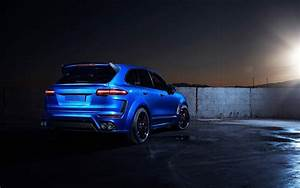 2016 TechArt Porsche Cayenne Magnum Sport 2 Wallpaper HD