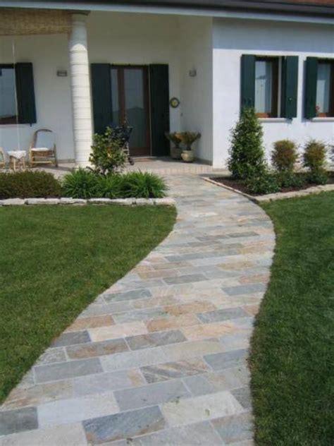 Pavimenti Giardini by Posa Pavimento Per Esterno Progettazione Giardini